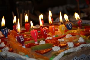Geburtstage & Events